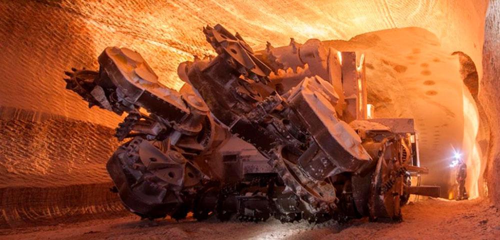Калиесодержащая руда